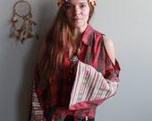 Red Native Southwestern P...