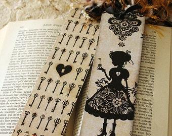 Bookmark - Miss Shadow
