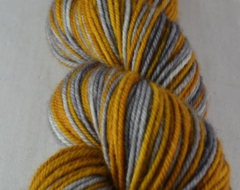 In My Element - Worsted - Hand-dyed self striping worsted yarn