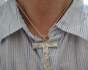 Franciscan Tau Cross  Sterling silver Christianity