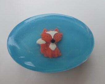 Children's Fox Soap, glycerin