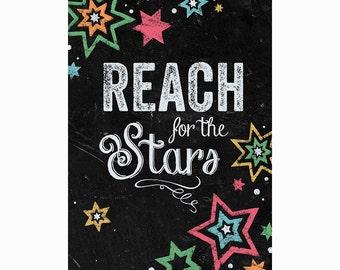 Reach For the Stars Art Print