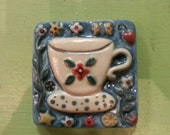 Three inch Teacup tile
