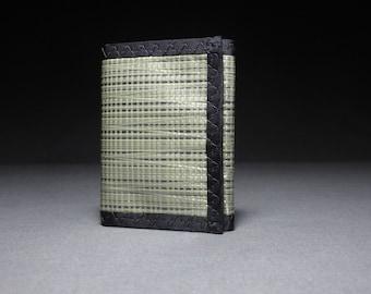 Rugged Kevlar Aramid Trifold ID Wallet w/Change Pocket - Olive - Mens Trifold Wallet