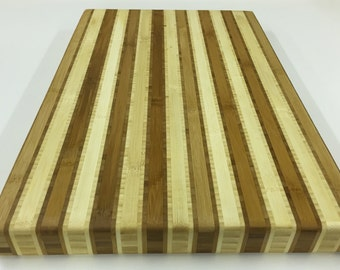 Bamboo Butcher Block Cutting Board