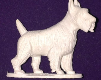 1950s SCOTTIE Nabisco Cereal Prize Plastic Figure