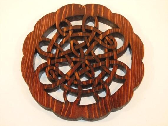 Trivet,Celtic Design Handmade