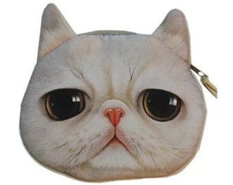 Kitty coin purse