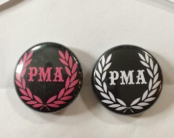 Pma button pin