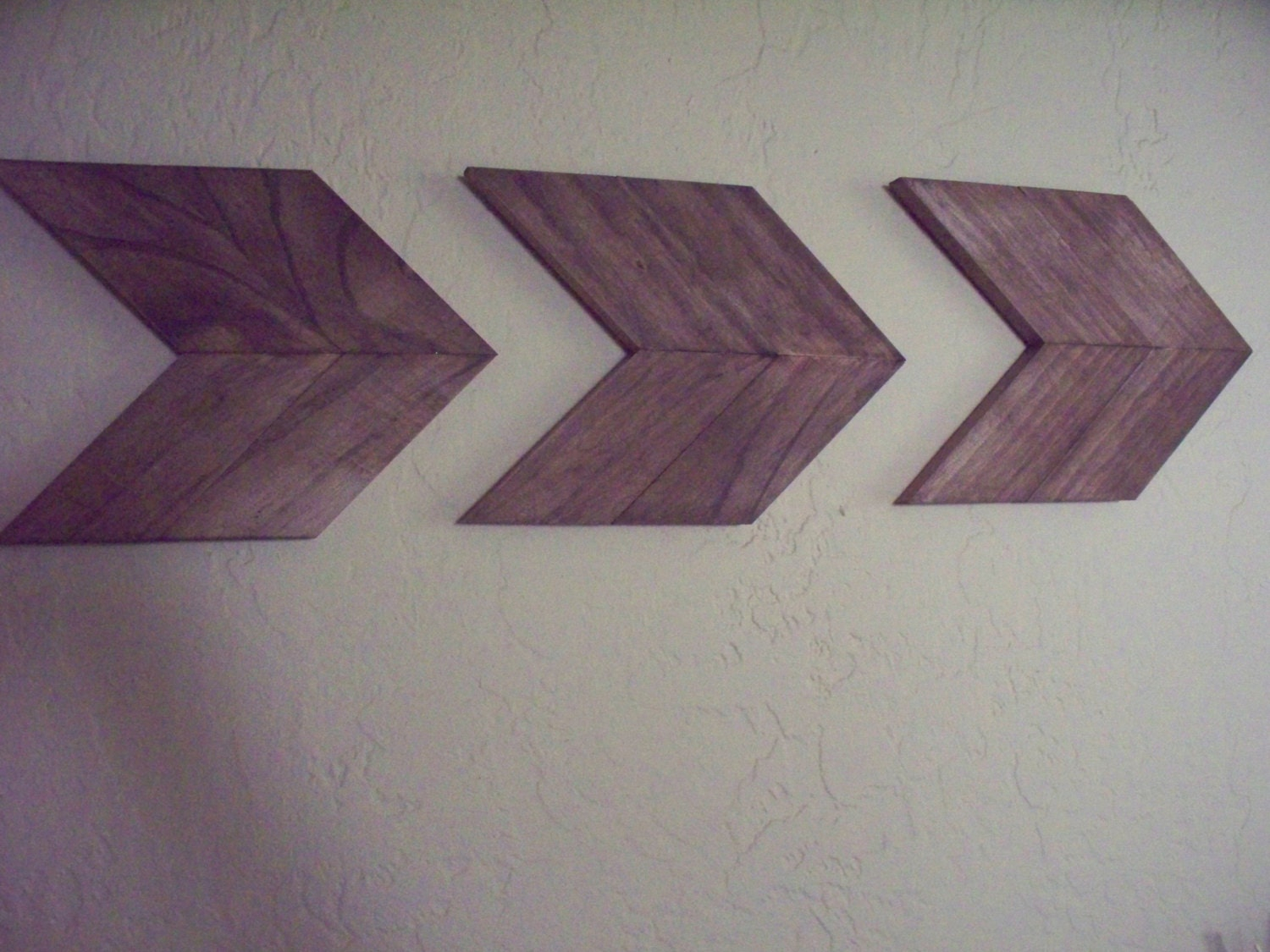 Arrows For Wall Decor : Wood arrows wall decor housewarming gift wedding by snaksaks