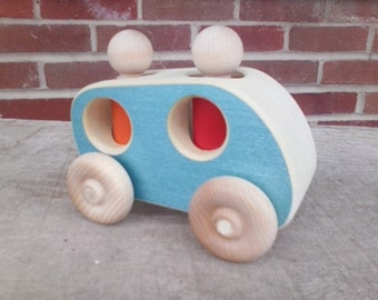 Wooden Toy Buggy