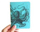Octopus Notebook - Small ...