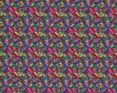 Little String Quilt 100% Cotton Fabric
