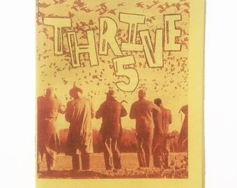 Thrive 5 (Zine)