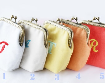 Personalized | Monogram | Personalize with your name or initials little card Purse