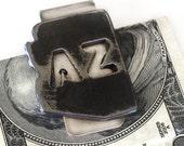 Arizona State Money Clip / WATTO Distinctive Metal Wear Metal / Groomsmen Gift / Man Gift / Mens Moneyclip / AZ Money Clip