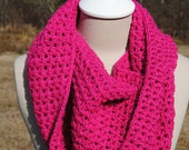 Hot Pink Cowl