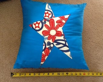 American Stars Pillow