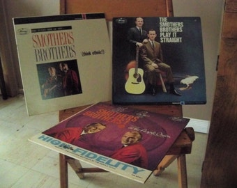 smothers brothers trio record albums