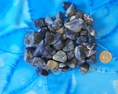 Sodalite / Gemstone Healing / Vibrational Energy / Meditation / Throat Chakra / Third Eye Chakra / Altar Tool