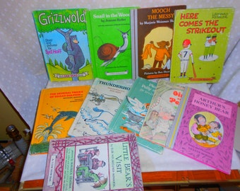 I Can Read books set of 10