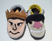 Wild Things Soft Soled Leather Shoes - il_170x135.684053424_d7xc