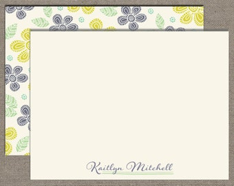 Notecards, Personalized Stationery, Nature, Professional, Set of 15 Custom Cards with Envelopes