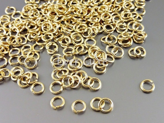 Best selling item 10 grams 5mm 20 gauge jump rings for Best jewelry making supplies