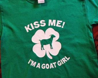 Kiss me! T shirt