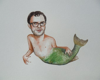 Rainn Wilson the Fishboy