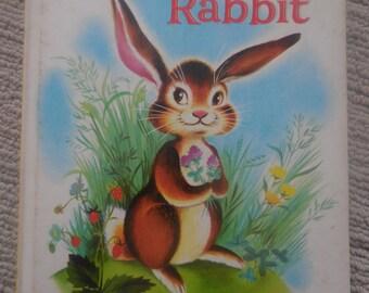 Large The Happy Rabbit by Patricia Barton