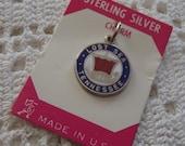 Vintage Charm Lost Sea, Tenn. Sterling Silver