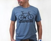 Antidepressant - Bike T-shirt