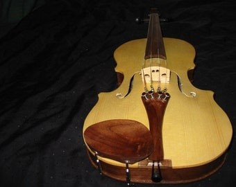 Black Walnut and Engelmann Spruce Fiddle / Violin 4/4 Size, handmade