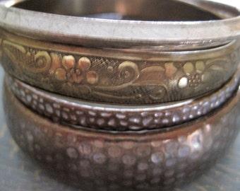 Bracelets that look good together set of 4