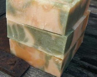 Litsea Cubeba Soap - Natural Astringent - Spa Bar