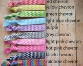 Elastic Hair Ties - Pick Your Mix - FOE