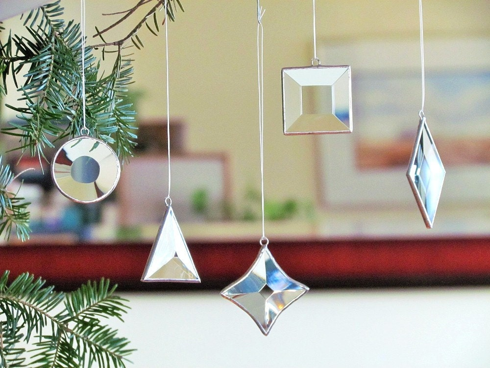 Christmas Stained Glass Ornaments Part - 41: ?zoom