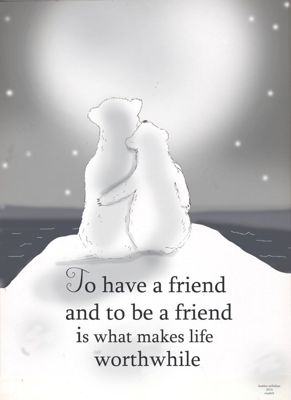 winter friendship quotes