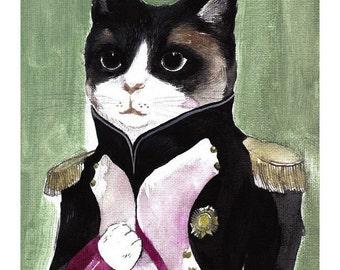 The Elegant Cat