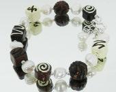 Life is Like a Box of Chocolates bracelet