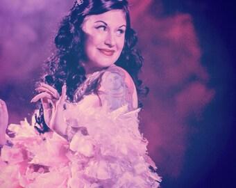WEDDING feather like BOA Jacket Shrug Shawl Vintage VEGAN Custom Holly Dai Boutique