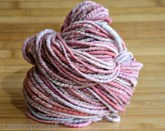 PRISCA handdyed handspun mérino yarn 95 yards