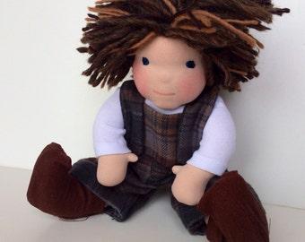 "12"" Waldorf Doll - Samuel"