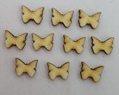 Butterfly - Use for earring stud - EAR020