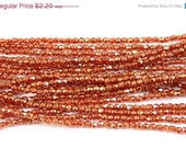 ON SALE Sunset Maple 2mm Fire Polished