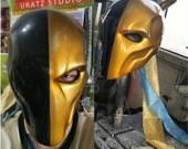 Carbon fiber Deathstroke mask Pre-orders