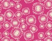 1 yard of Specks of Rambutan from Art Gallery Fabrics.
