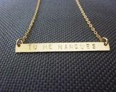 Nameplate Necklace-Rose Gold Bar Necklace-Name Necklace-Roman Numeral Necklace-Coordinate Necklace-Longitude Latitude Necklace-Momentusny