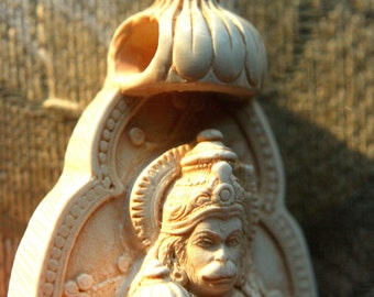 I will prtect you and love your true self ---- HANUMAN PENDANT